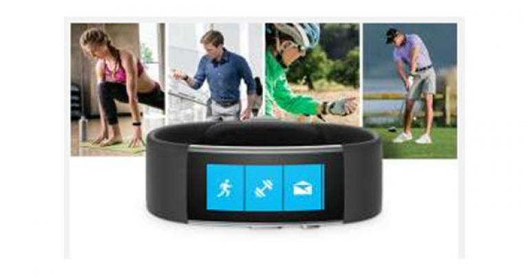 Top 10 Users Requests for Microsoft Band