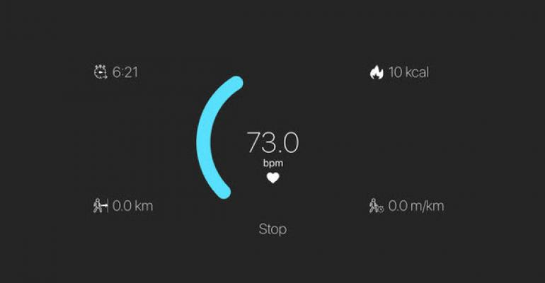 Band BPM is a Simple Smartphone Heads-up Display for Your Microsoft Band Data