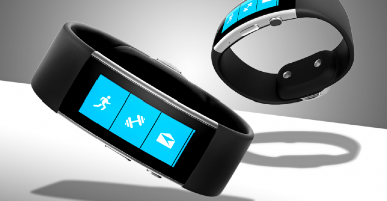 Calorie Burn During Standard Microsoft Band Strength Workouts