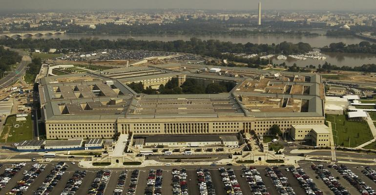 Pentagon Pushes Back on 'Misleading' Cloud Contract Criticism