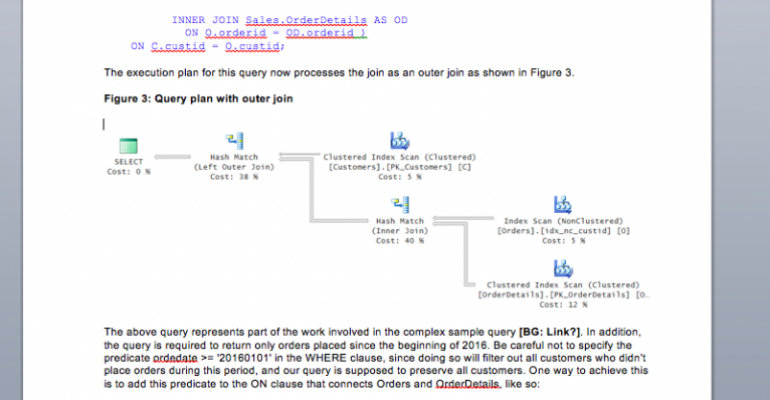 Logical Query Processing: The FROM Clause and Joins