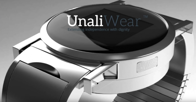 Wearables Tech Expo 2016 - Senior Wearables Market and UnaliWear
