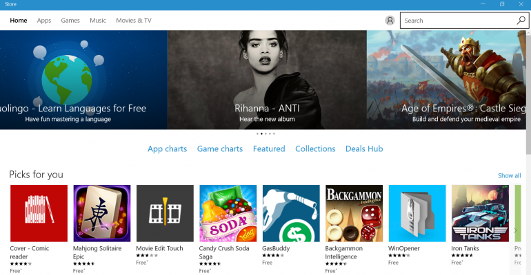 Apps and Software – What I Use on Windows 10