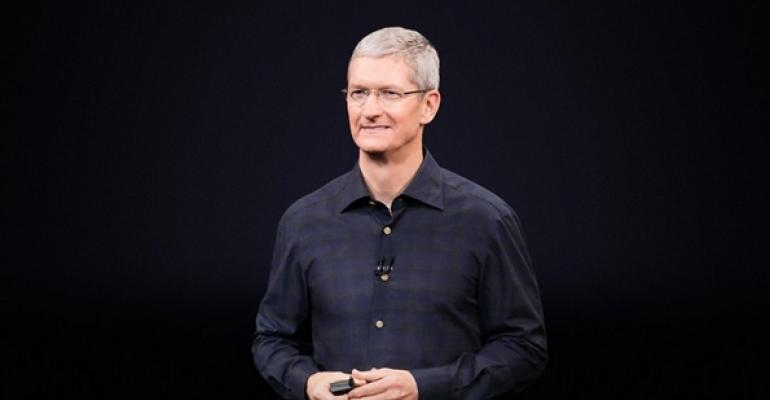 As cloud hosting wars heat up, Apple turns to a rival for relief