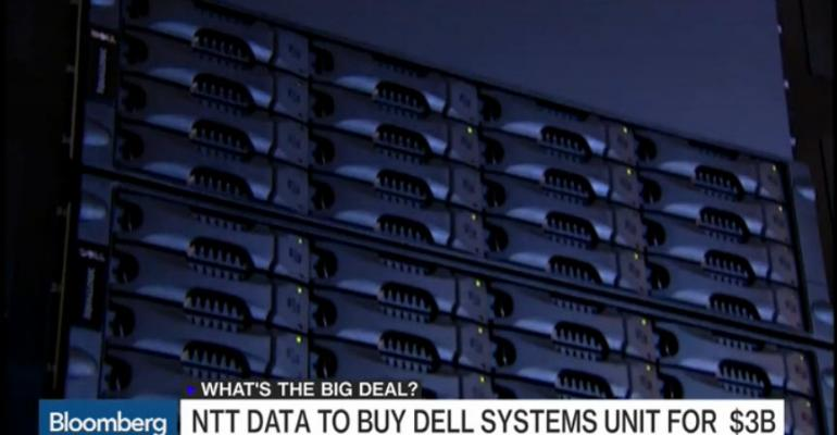 Japanese Firm to Acquire Dell's Consulting Business