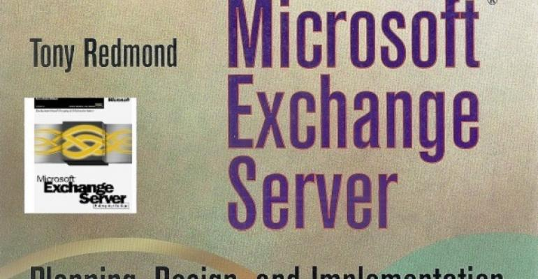 Exchange 4.0 cleared to fly 20 years ago today