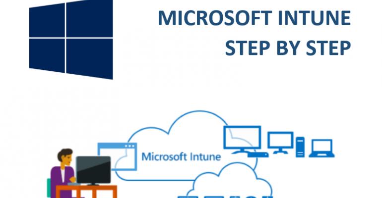 Free E-Book - Microsoft Intune Step by Step