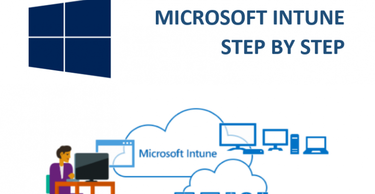 Free E-Book - Microsoft Intune Step by Step