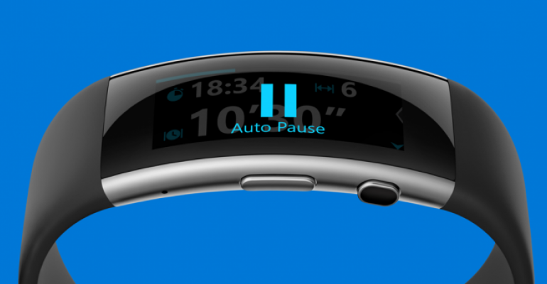 Microsoft Band 2 Update on the Way, Bringing Auto Pause for Activities