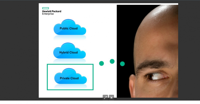 From the Sponsor: Why Private Cloud Should Be Your First Cloud Decision