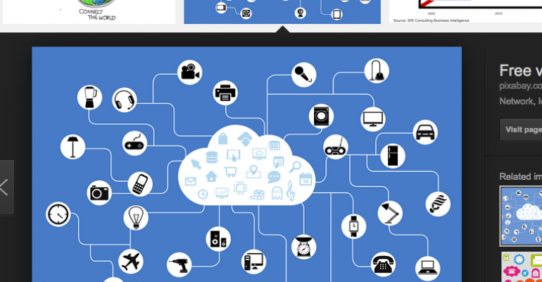 Making Sense of the Internet of Things with Converged Infrastructure