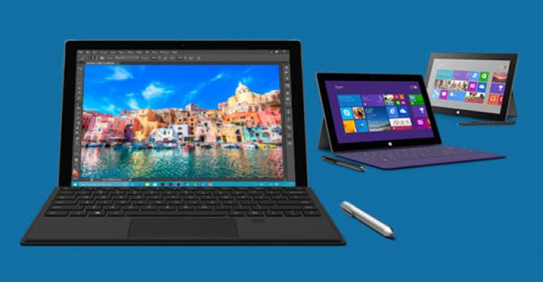 Get Up to $650 Off a Surface Pro 4 by Trading in an Older Surface Tablet
