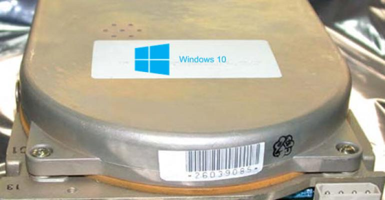 Gibson Research Tries Its Hand at Stopping Windows 10 Upgrades