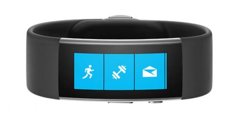 Tech Data Partners to Bring the Microsoft Band into the Business Wellness Sector