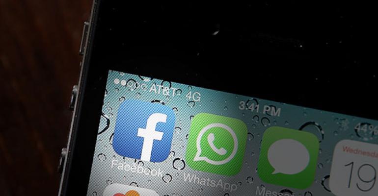 smartphone social media
