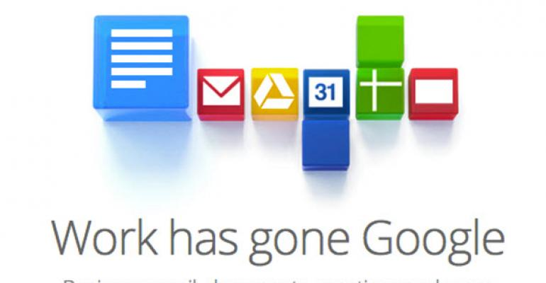 Google Expands Its Google Apps Business Offer to Try and Lure Away Office 365 Customers