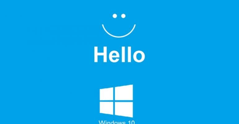 Q: Different number of users that can use Windows Hello on a single machine