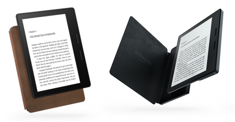 Amazon's Latest Kindle Reader, the Oasis, Ready for Pre-order