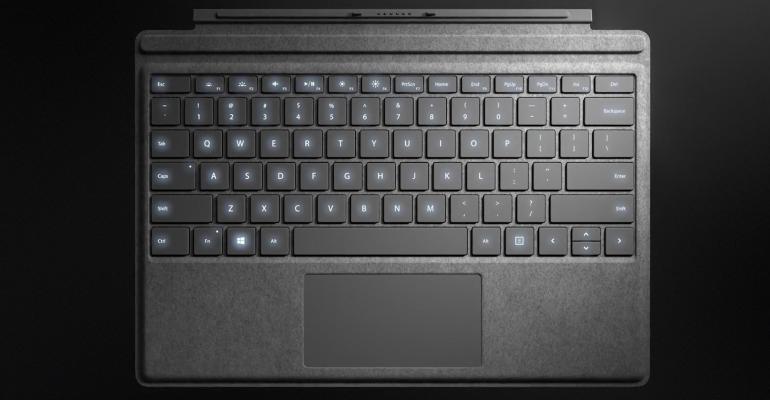 Microsoft Unveils New Signature Edition Surface Pro 3/4 Keyboard