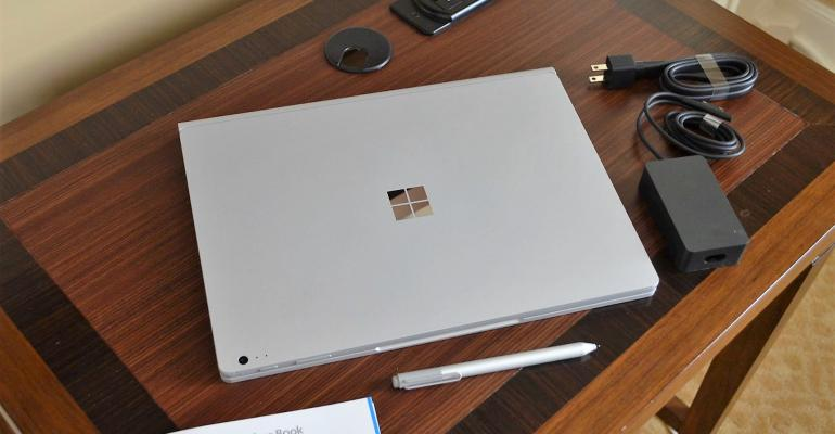 My First Week with Surface Book