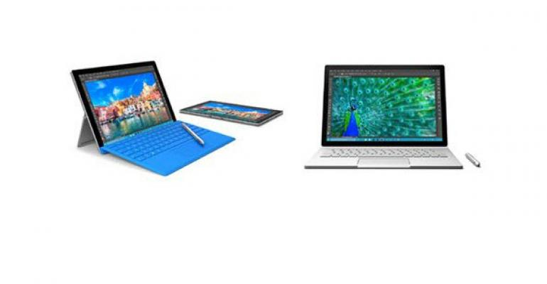 Latest Surface Update Gets a Good-Enough Rating