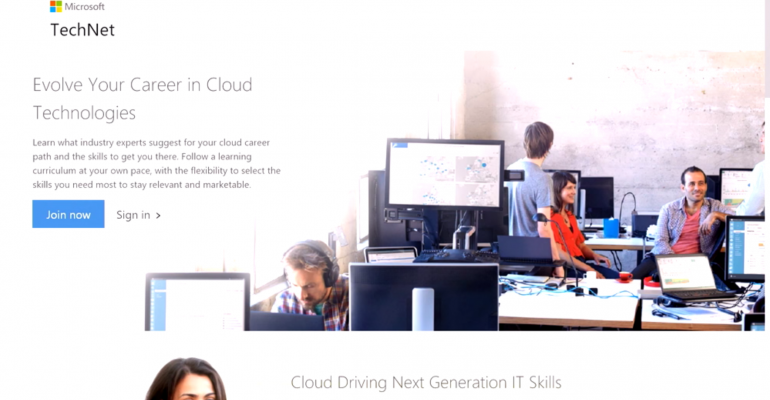 Microsoft Debuts Free Cloud Resources Aimed at Educating IT Pros