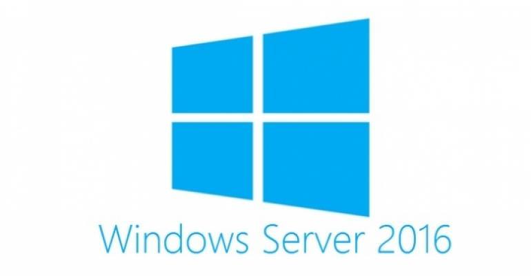 Personal Session Desktops in Windows Server 2016