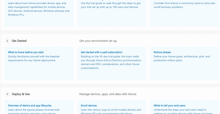 After over a decade of MSDN and TechNet help, Microsoft eyes an upgrade: docs.microsoft.com