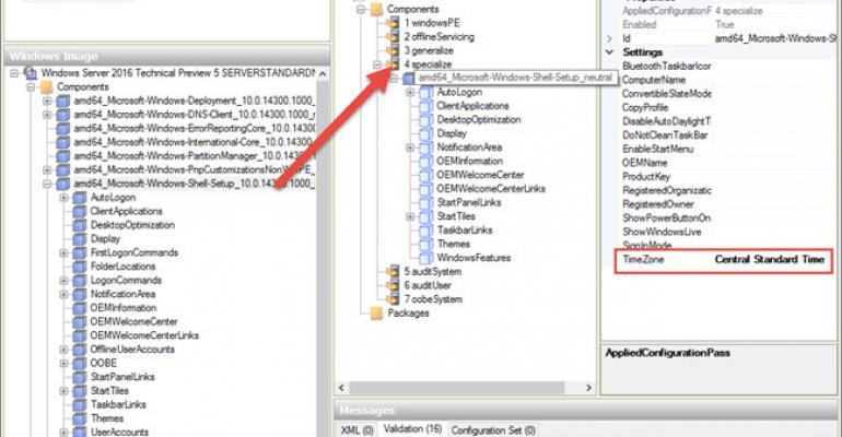 Create unattend for Nano Server deployment
