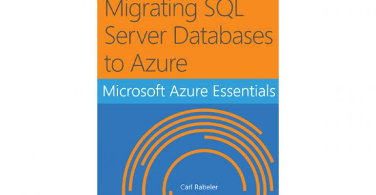 Free eBook on Migrating SQL Server Databases to Azure