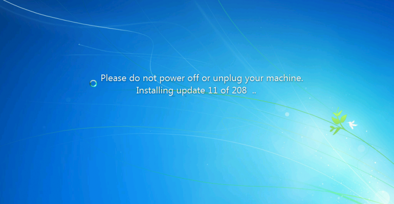 Microsoft Announces Convenience Rollup Updates for Older Versions of Windows