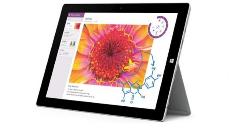 Surface 3 Inventory is Limited, Manufacturing to End by December
