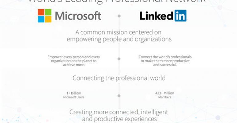 Satya Nadella's LinkedIn Acquisition Letter