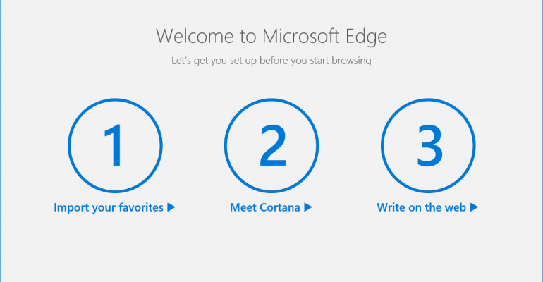 Microsoft Preparing to give Admins More Control over Edge Browser