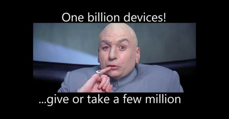 Microsoft Will Miss One Billion Device Goal for Windows 10. It Doesn't Matter.