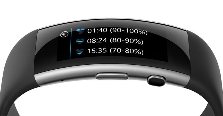 Microsoft Band's Heart Rate Zones Might Be the Single Most Important Feature of Any Wearable