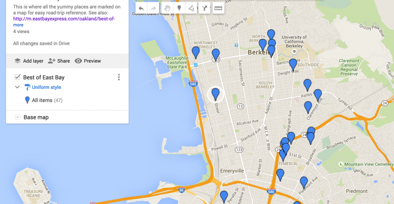 Google Maps Its Easy To Make A Shareable Map IT Pro - Style a google map
