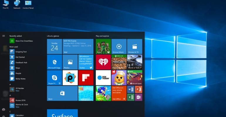 Review: The Windows 10 Anniversary Update