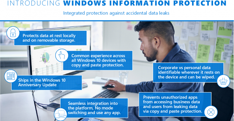 Improving Data Protection in Windows 10