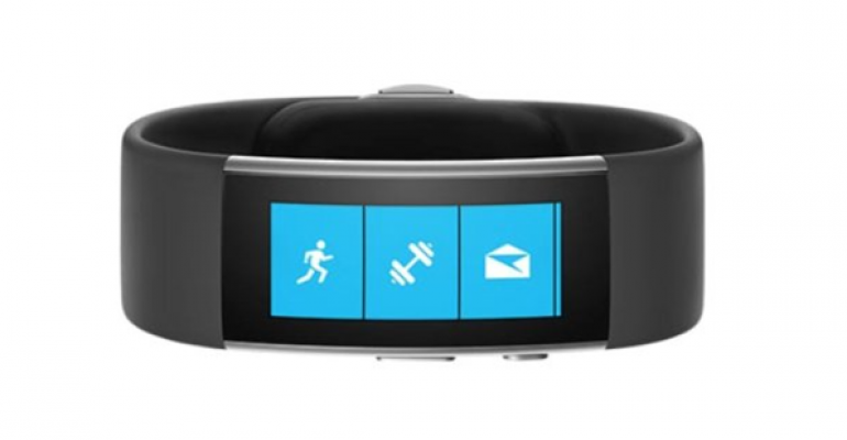 Microsoft Band 2 Under $140 but in Short Supply from Amazon