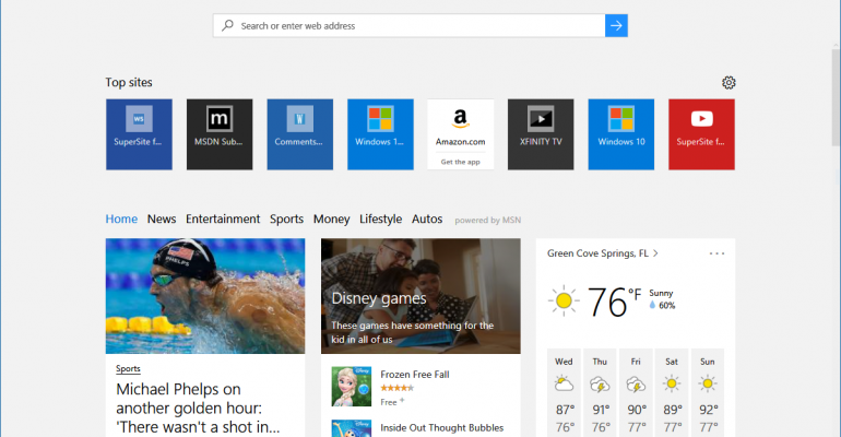 Quick Tip: How to Use Paste and Go & Paste and Search in Microsoft Edge