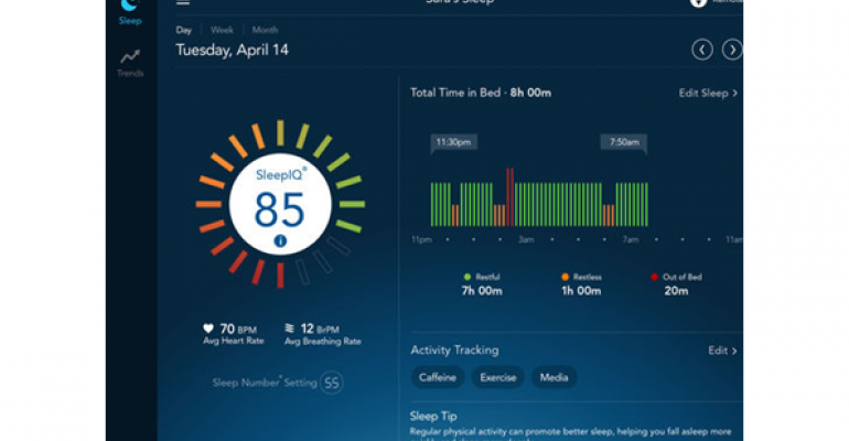 Integrate Your Sleep Number Bed with Microsoft Health and Other Services