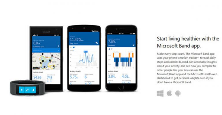 The State of the Microsoft Health Platform