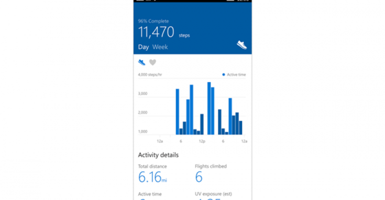 Microsoft Health for Android Update Stokes the Fires of Hope