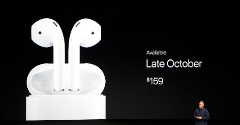 What a Watch, a Camera in Your Phone And Some AirPods Say About Apple's Planned Path