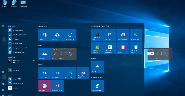 free windows 10 upgrade for customers who use assistive technologies