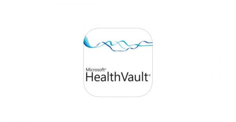 More Movement in Microsoft's Health Platform?