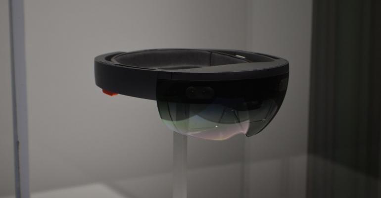 Microsoft Announces New HoloLens Roadshow Dates