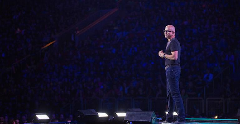 Microsoft Ignite: Satya Nadella Outlines the Democratization of AI