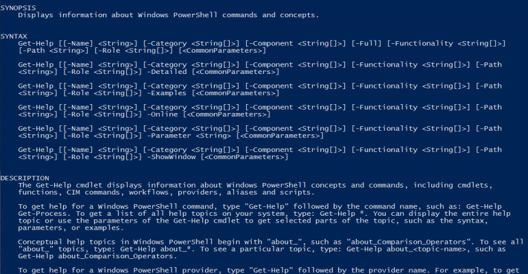 Run commands on every node in a cluster with PowerShell